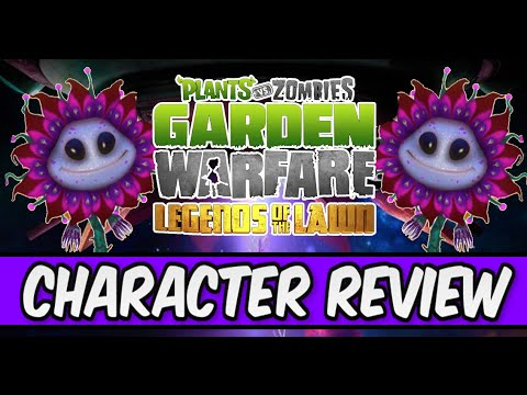 Warfare Aliens Garden Warfare Alien