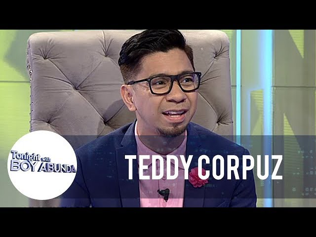 Teddy is a poetry champion during his college days | TWBA