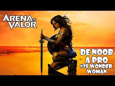 ¡¡LA ESPADA DE LA JUSTICIA!! WONDER WOMAN - GUERRERO - GUIA Y CONSEJOS   Navalha - Freestyle Gaming