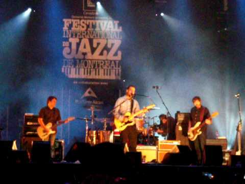 Ben Harper - Another lonely day Live at Montreal Jazz festival 2009