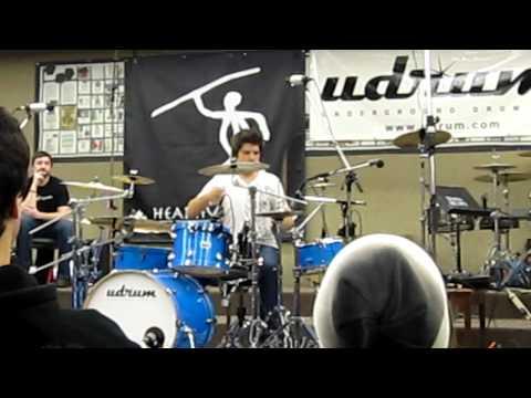 Udrum Expo 2011 - Cobus Potgieter Tik Tok Live