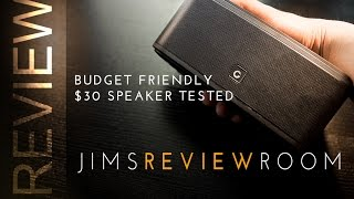 Best Bluetooth Speaker for $30 - Doss Touch / Soundbox - REVIEW
