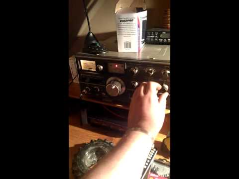 Kenwood amateur radio