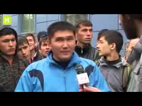 Кыргыз о москвичах