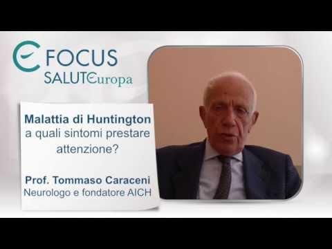 Malattia di Huntington: a quali sintomi prestare attenzione?