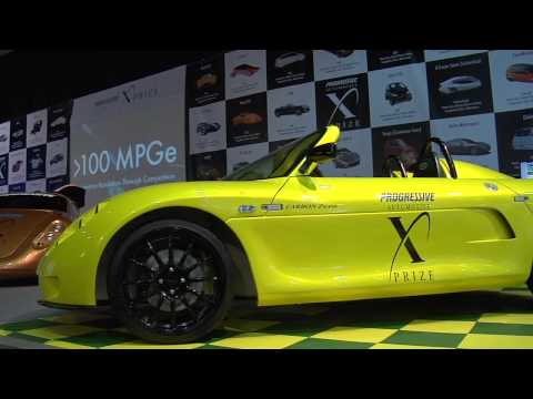Public comments on PIAXP at 2010 Detroit Auto Show
