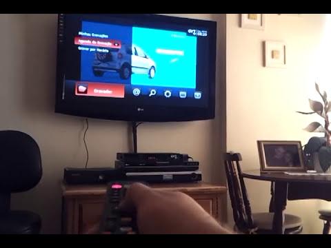 GVT TV Problemas com o gravador
