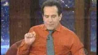 Tony Shalhoub on the Craig Ferguson show on January 22, 2008