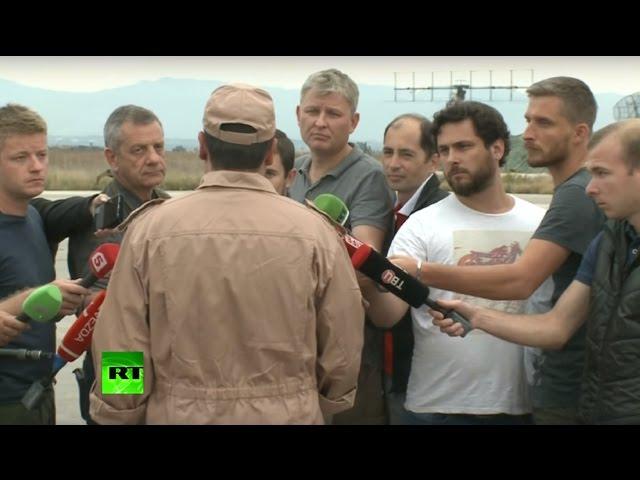 Piloto superviviente del Su-24 cuenta la verdad del derribo