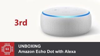 Amazon Echo DOT (3rd Gen) с Alexa - Очень умная колонка!