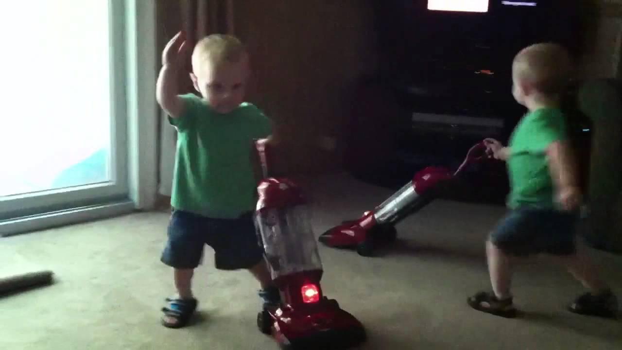 Kids Vacuum Dance Youtube