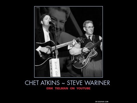 Chet Atkins & Steve Wariner - I can hear Kentucky calling me...