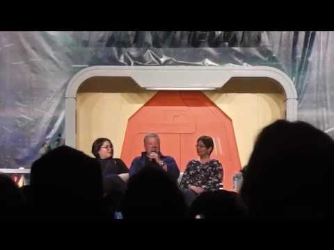 William Shatner at the 2018 Star Trek Convention