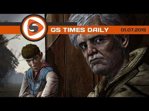 GS Times [DAILY]. Telltale готовит анонс