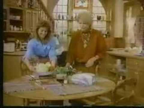 Megan Mullally  - The Ellen Burstyn Show (1986) - Part 1
