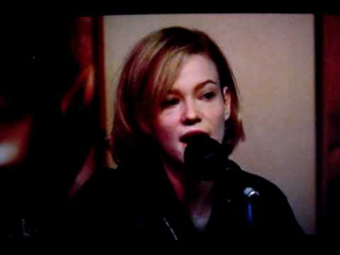 Samantha Mathis sings BiG DrEaM (makes me think...maybe, God's a woman too)
