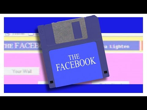 If Facebook were invented in the  90s...