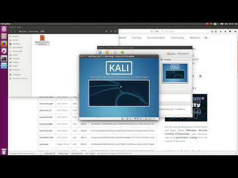 Hacking Tutorial 2: Environment Setup (Kali Linux, Metasploitable)