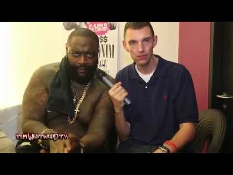 Westwood - Rick Ross on Solange & Jay-Z