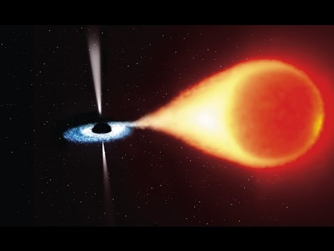 Что будет,  если Черная дыра пересечет орбиту планеты Земля !