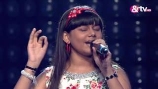 Rajshri Bag - Blind Audition - Episode 8 - August 14, 2016 - The Voice India Kids