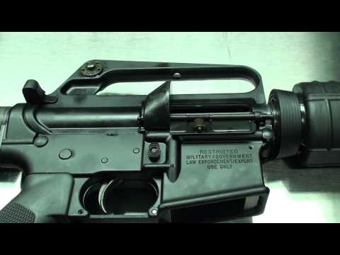 Colt 6450 9mm Carbine Snapshot and Overview