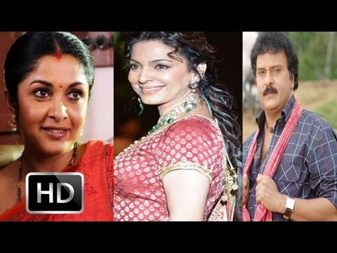 Juhi Chawla, Ravichandran & Ramya In Mirchi - Kannada Movie video