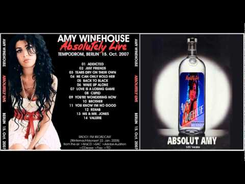 Amy Winehouse - Absolutely Live (Berlin 10.15.2007) - [Full Album]