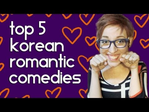 Top 5 Korean Romantic Comedies - Top 5 Fridays