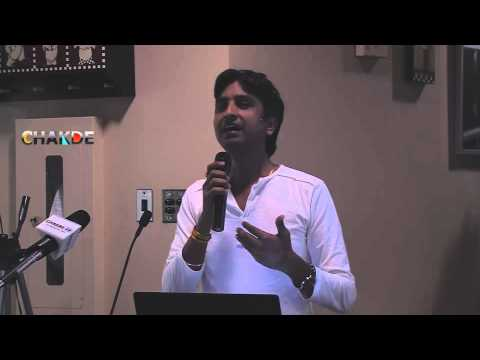Aap Conference - Dr. Kumar Vishwas video