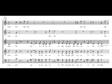 Монтеверди Клаудио - O chiome d