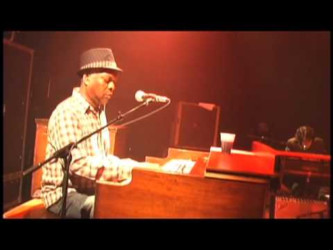 Green Onions - Booker T. Jones and Drive-by Truckers Video