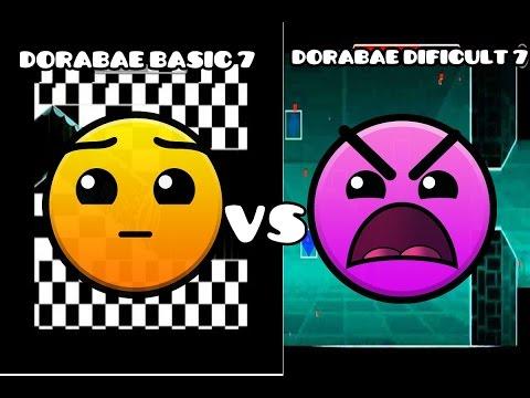 Dorabae Basic 7 Vs Dorabae Dificult 7