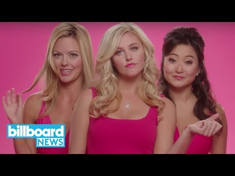 'Mean Girls' on Broadway Releases First Trailer   Billboard News