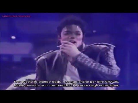 Michael Jackson: A World Humanitarian / Un Umanitario Mondiale