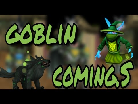 Arcane legends- Goblin Event 2017 Is Coming!🐸