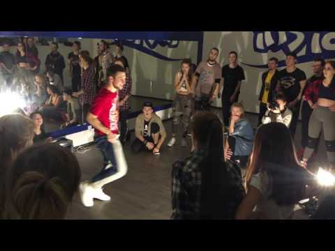 INSIDE DANCE STUDIO | Preselection DH Battles | Владос