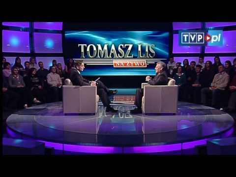 Tomasz Lis na żywo: Radosław Sikorski i Aleksander Kwaśniewski