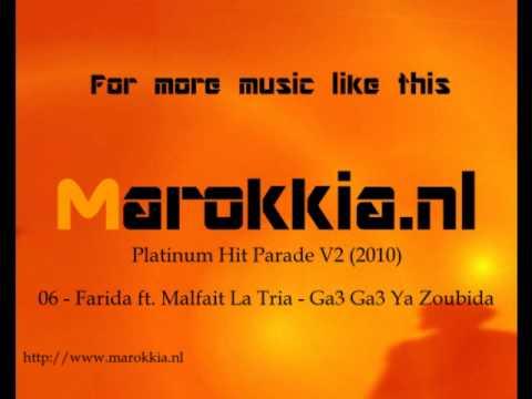 Farida ft. Malfait La Tria - Ga3 ga3 ya Zoubida