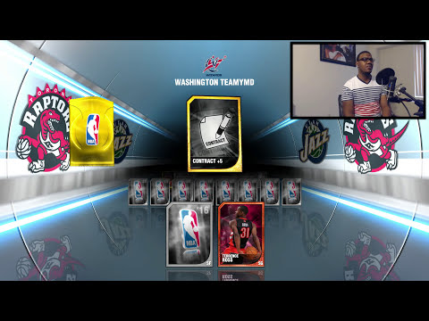 NBA 2K14 Next Gen MyTEAM - FACECAM Road To Diamond LeBron Pack Opening! Ep. 11 PS4