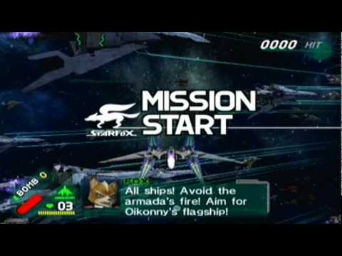 Let's Play Star Fox Assault (Part 1) Ready for Take Off