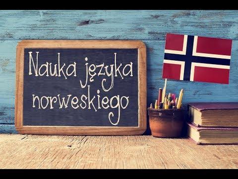 Nasza Nauka Języka Norweskiego + Niespodzianka
