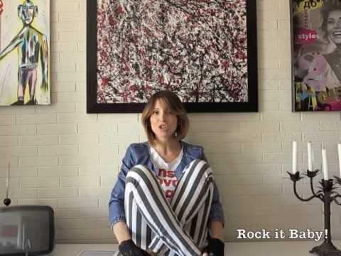 Il Baule di Gaia: come vestirsi per…? Rock it Baby!