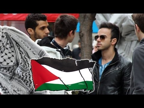 The Palestinian Scarf Experiment