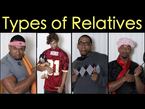 TYPES OF RELATIVES