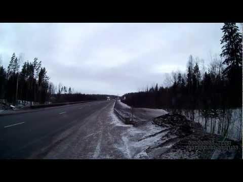 ДТП. Трасса «Скандинавия» 144 км.