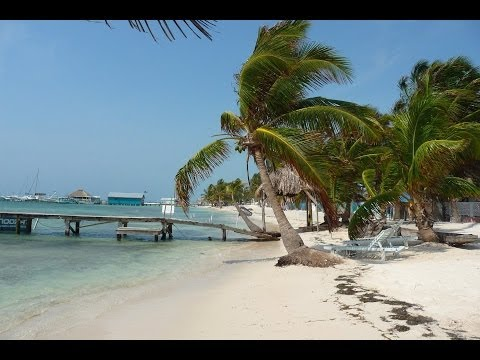 Backpacking in Central America (1/2): Belize