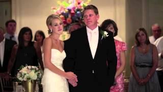 Father Of The Bride Speech - Griffin/Bernard Wedding