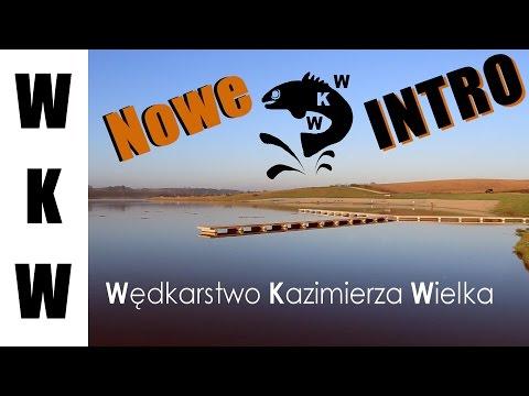 Nowe Intro Kanału Wędkarstwo Kazimierza Wielka|Kanał Wędkarski|Filmy Wędkarskie