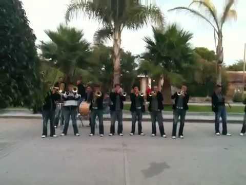 Banda guerreros del bajio. En chupicuaro Guanajuato